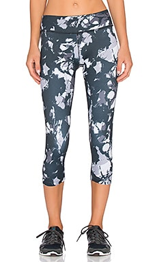 Beyond Yoga Lux Capri Legging in Shadow