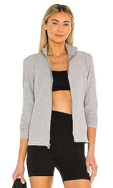 On The Go Mock Neck Jacket Beyond Yoga $128