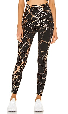 Lost Your Marbles High Waisted Midi Legging Beyond Yoga $110