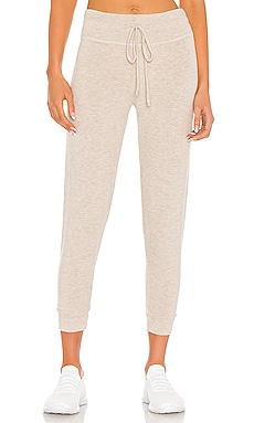 Brushed Up Lounge Around Midi Jogger Beyond Yoga $88