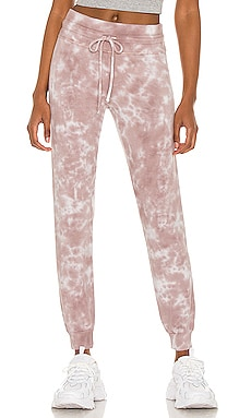 Garment Dye Lounge Around Midi Jogger Beyond Yoga $99