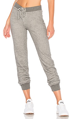 Lasso Tie Long Sweatpant Beyond Yoga $99