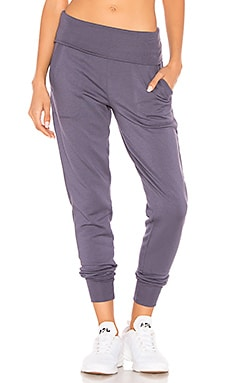 Cozy Fleece Foldover Sweatpant Beyond Yoga $70