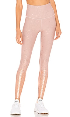 Alloy Ombre High Waisted Midi Legging Beyond Yoga $110