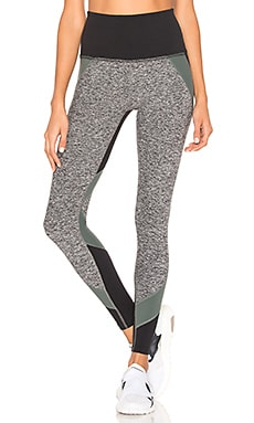 Colorblocked High Waisted Long Legging Beyond Yoga $110 NEW ARRIVAL