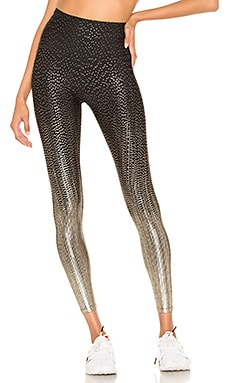 Drip Dot High Waisted Midi Legging Beyond Yoga $110