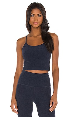 Spacedye Slim Racerback Tank Beyond Yoga $66