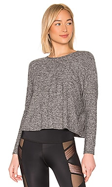 TOP MANCHES LONGUES MORNING Beyond Yoga $66