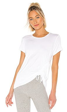 Pull Strings Tee Beyond Yoga $64 BEST SELLER