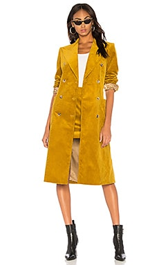 ПАЛЬТО TRENCH Bella Freud $357