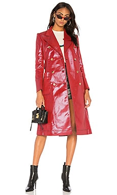 Astrid Trench Coat Bella Freud $425