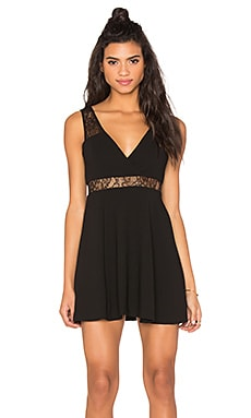 BCBGeneration Cocktail Dress in Black