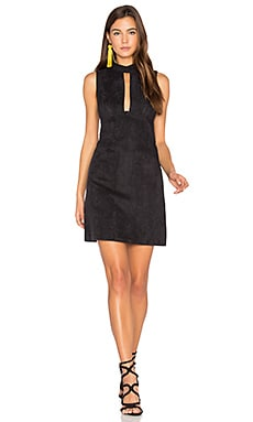 Shift Dress in Black