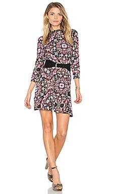Купить Платье с юбкой солнце - BCBGeneration, Мини, Филиппины, Черный