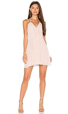 Strappy V Dress