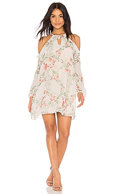 Ruffle Surplice Dress BCBGeneration $53