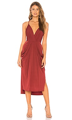 Midi Faux Wrap Dress BCBGeneration $78