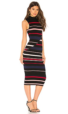 Striped Sweater Dress BCBGeneration $108 NEW ARRIVAL