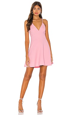 Fit And Flare Mini Dress BCBGeneration $73
