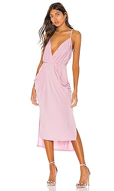 Draped Midi Dress BCBGeneration $78 BEST SELLER