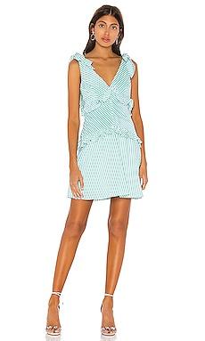 Tie Shoulder Mini Dress BCBGeneration $26
