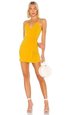 Wrap Front Dress BCBGeneration $29 (FINAL SALE)