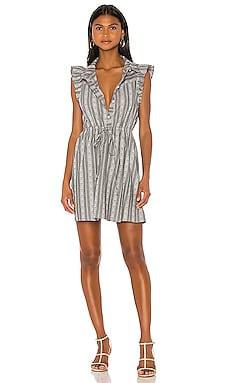 Flutter Sleeve Dress BCBGeneration $108 NEW ARRIVAL