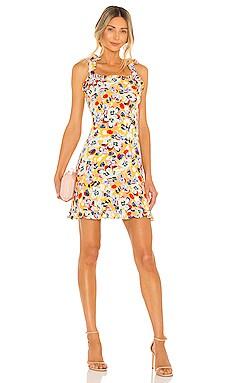 Square Neck Mini Dress BCBGeneration $88