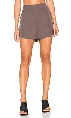 BCBGeneration Cargo Shorts in Coffee Bean