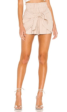 Knot Front Short BCBGeneration $78