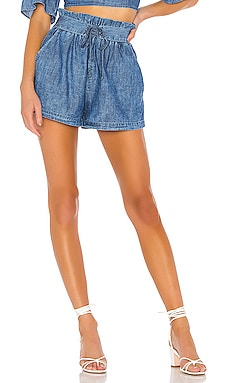 Tie Front Short BCBGeneration $56