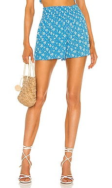 Rayon Crinkle Short BCBGeneration $68 NEW