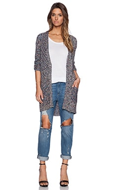 BCBGeneration Boyfriend Cardigan in Multi Combo