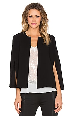 BCBGeneration Cape in Black