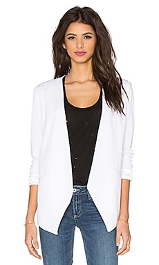 Tailored Blazer in Optic White