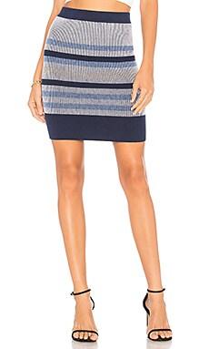 Plaited Striped Skirt BCBGeneration $28 (FINAL SALE)