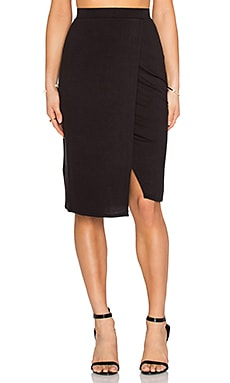 BCBGeneration Pencil Skirt in Black