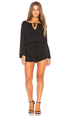Pirate Blouse Romper