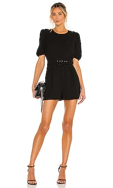 Double Weave Romper BCBGeneration $98