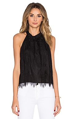Trapeze Top in Black