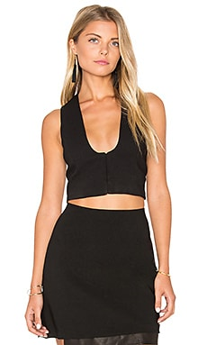 BCBGeneration Vest in Black