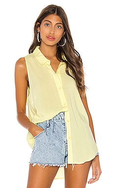 Tie Back Sleeveless Top BCBGeneration $20 (FINAL SALE)