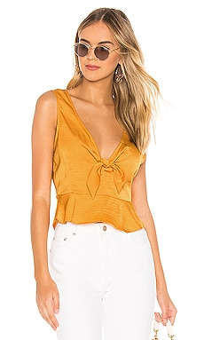 Knot Front Top BCBGeneration $31