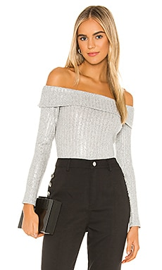 Off The Shoulder Knit Top BCBGeneration $68
