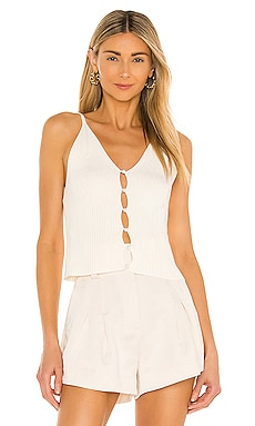 Cotton Rib Tank BCBGeneration $58 NEW