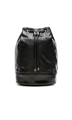 BCBGeneration Faux Leather Backpack in Black