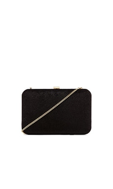 BCBGeneration Landon The Chic & Sleek Clutch in Black