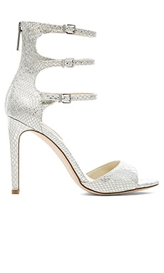 BCBGeneration Chevonne Heel in Silver Multi