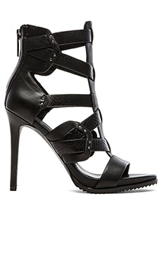 BCBGeneration Eiffel Heel in Black