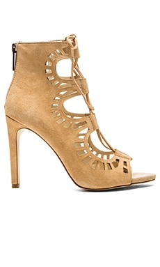 BCBGeneration Carnival Bootie in Warm Sand